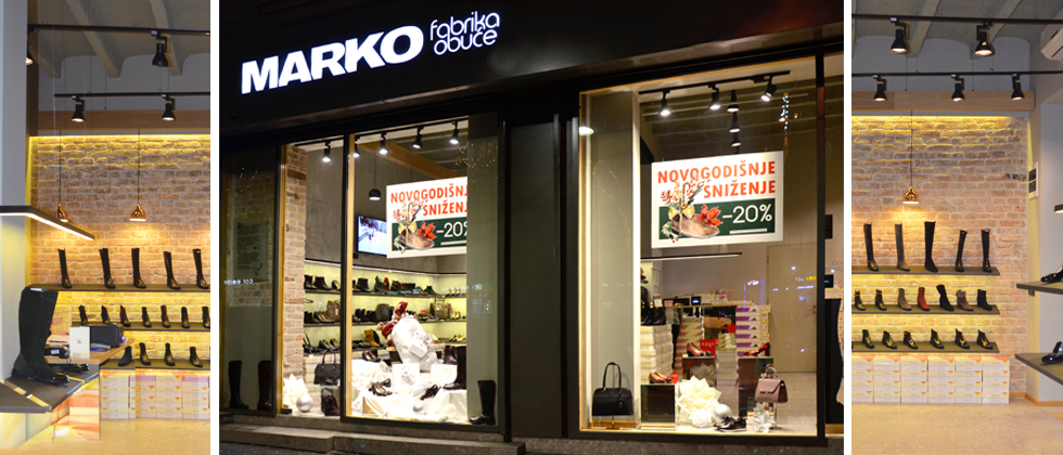 Factory for footwear manufacture Obuca Marko DOO